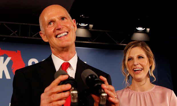 Midterm-Wahlen: Stimmen in Florida müssen per Hand nachgezählt werden