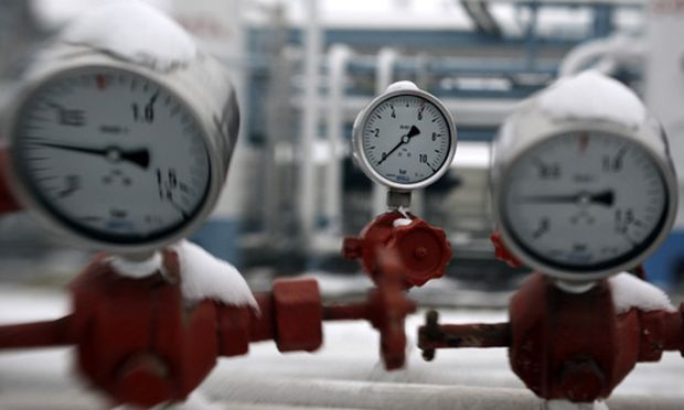Energie Russland Flaschenhals Gasversorgung