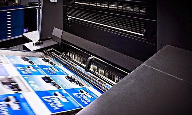Insolvenz bei Gutenberg Druck