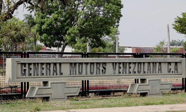 VENEZUELA-CRISIS-GM-SEIZURE