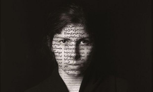 """Neshats Fotoserie """"The Book of Kings"""", 2012, wird in der Kunsthalle Tübingen gezeigt."""