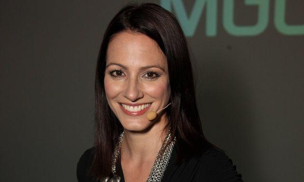 ORF-Moderatorin Lisa Gadenstätter