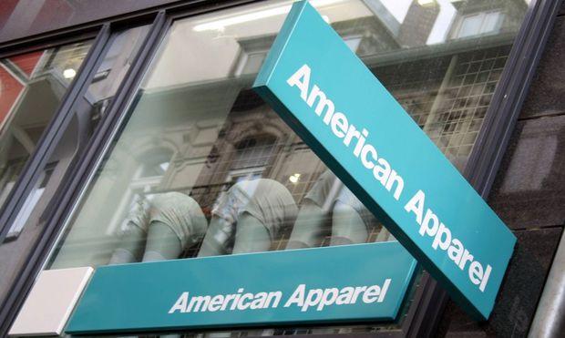 Modekette American Apparel ist pleite