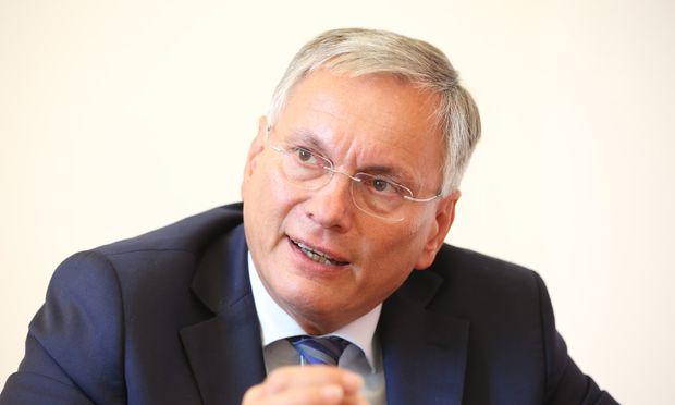 Arbeits- und Sozialminister Alois Stöger (SPÖ)