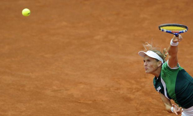 Sybille Bammer nahm zwischen 2005 und 2011 ohne Unterbrechung an 24 Grand-Slam- Turnieren teil.