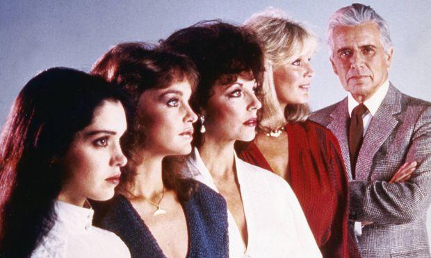 """""""Der Denver-Clan"""" lief von 1981 bis 1989"""