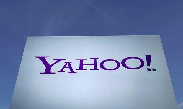 Yahoo setzt Werbeanzeigen Google