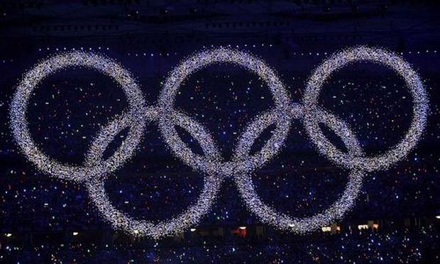 Archivbild von der Eröffnung der Olympischen Spiele 2008 in Peking