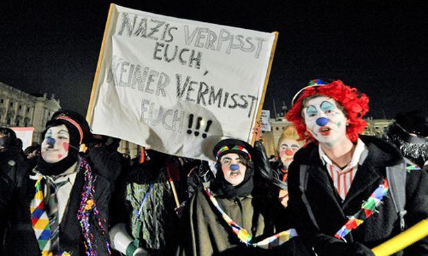 DemoTouristen Deutschland WKRBall