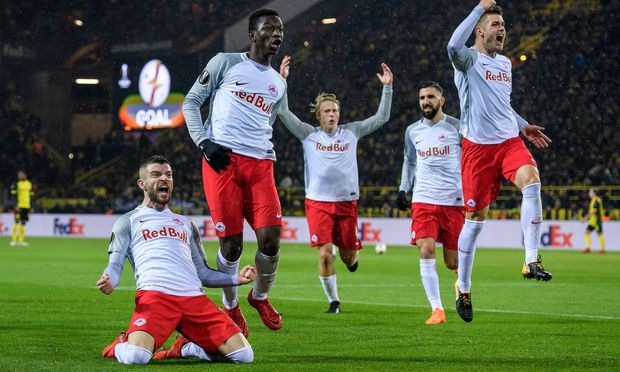 Europa-League Leipzig kann hoffen - BVB droht Aus