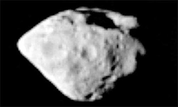 Symolbild Asteroid