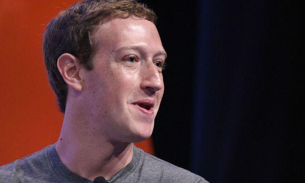 Facebook-Chef Mark Zuckerberg hat Video-Pläne