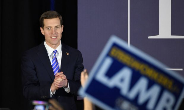 Conor Lamb.