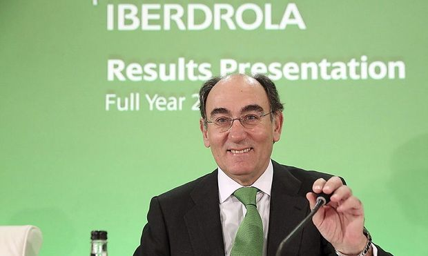 Iberdrola-Präsident Ignacio Sánchez Galán