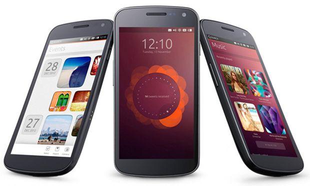 Ubuntu Phone Erste Geraete