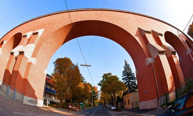 Über drei Aquädukte könnten die Wiener gehen, wenn man sie ließe / Bild: Christian HOUDEK