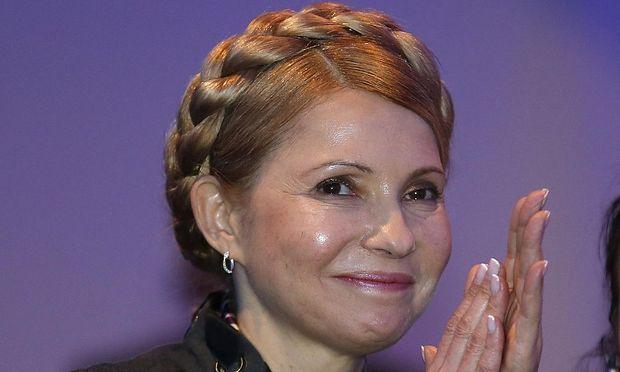 Nicht für zimperliche Wortwahl bekannt: Julia Timoschenko