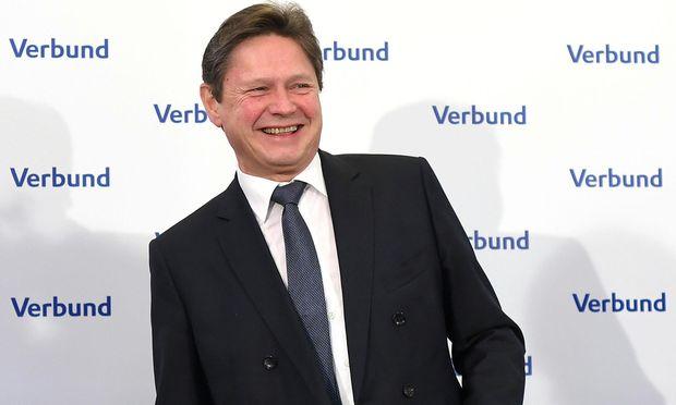 Der Vorstandsvertrag von Verbund-Chef Wolfgang Anzengruber läuft Ende 2018 aus.