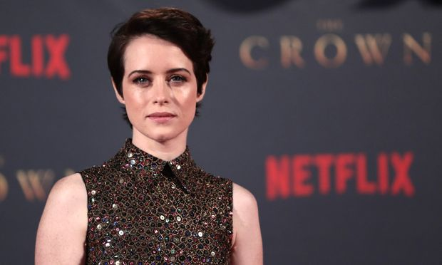 Actor Claire Foy, who plays Queen Elizabeth II, attends the premiere of ´The Crown´ Season 2 in London