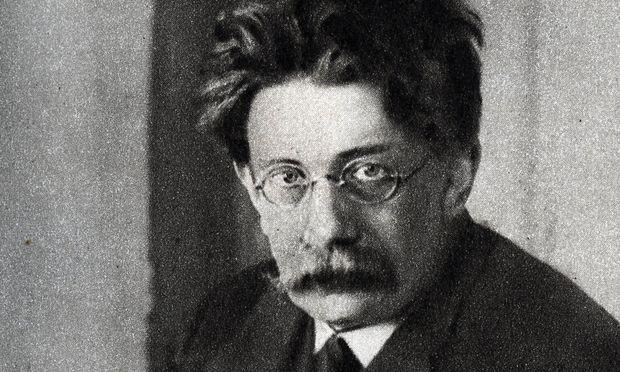 Friedrich Adler.