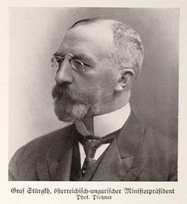 Karl Graf Stürgkh.