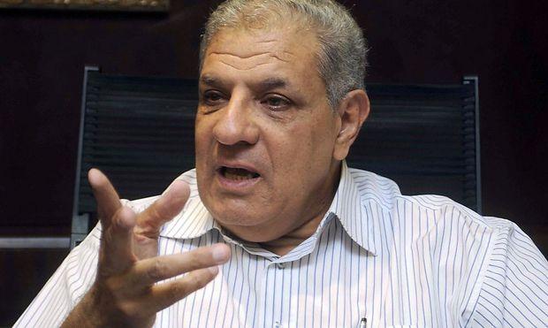 Ibrahim Mahlab soll eine Übergangsregierung für Ägypten zusammenstellen.