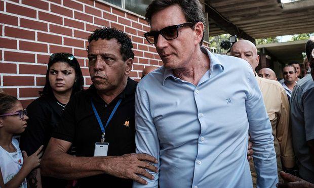 Rios Bürgermeister Marcelo Crivella ist schon öfters mit provokanten Aussagen aufgefallen.