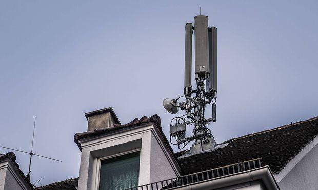 Beton stellt für die Kurzwellenfrequenzen von 5G eine nahezu unüberwindbare Hürde dar (Symbolbild).