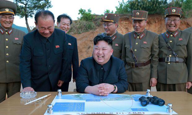 Nordkorea droht mit Raketenangriff auf US-Insel Guam