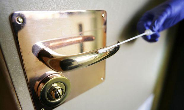 Kupfer gegen Keime - Feldversuch in Klinik