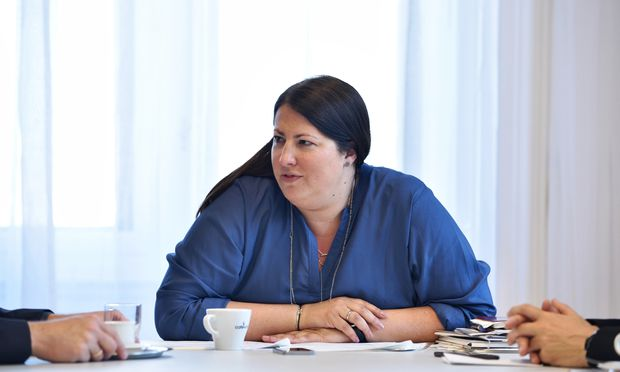 Die Favoritnerin Kathrin Gaal hat mit dem Aufstieg von Michael Ludwig zum Bürgermeister dessen Wohnressort übernommen.