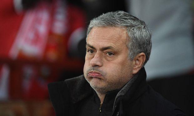 Mourinho macht sich in Manchester gegenwärtig wenige Freunde.