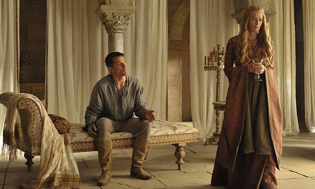 ''Game of Thrones'': Jaime spricht mit Cersei / Bild: (c) HBO