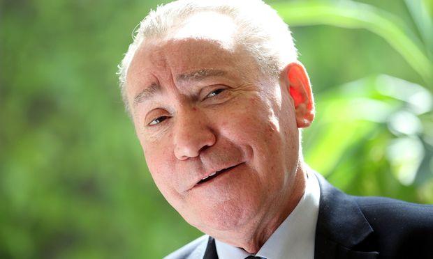 Paul Schauer im Jahr 2012.