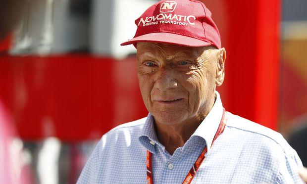 Niki Lauda plant Basen für seine neue Airline