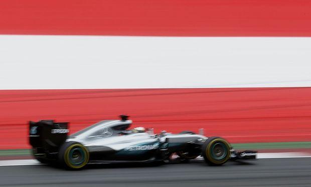 Lewis Hamilton könnte auch 2018 beim Grand Prix in Spielberg an den Start gehen.