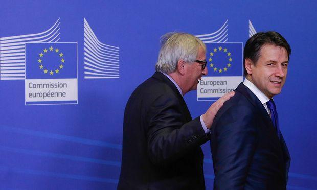 Italien einigt sich im im Haushaltsstreit mit EU - Eskalation verhindert?