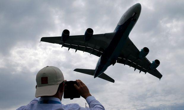 Luftverkehr - Milliardenauftrag für Airbus von Air France-KLM - Wirtschaft