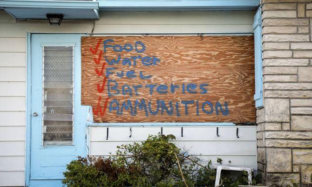 Florida rüstet sich für Hurrikan Irma.