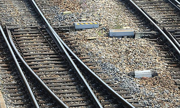 Symbolbild: Bahngleise