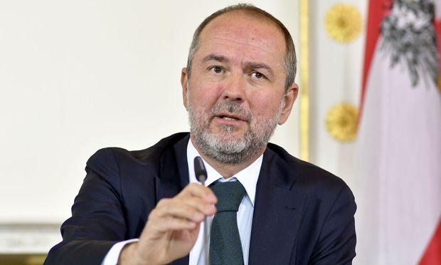 Kulturminister Thomas Drozda (SPÖ)