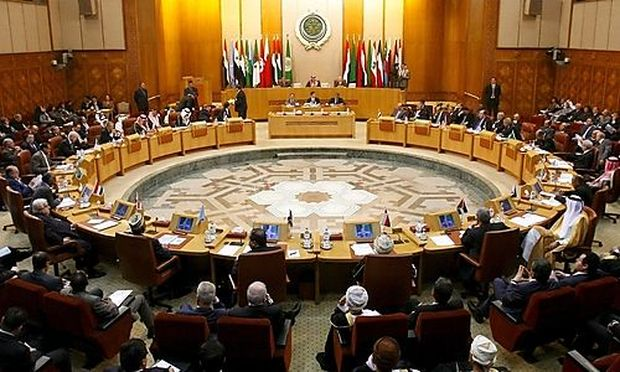EGYPT  ARAB LEAGUE GAZA