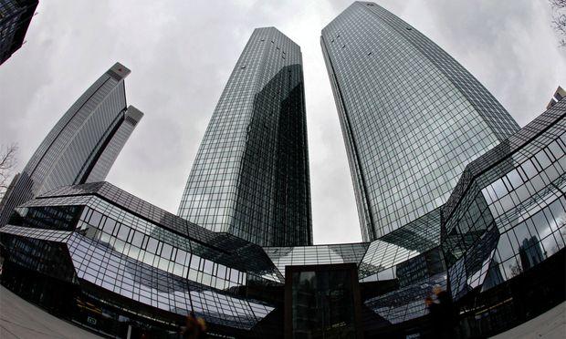 Trickste Deutsche Bank FinanzkrisenVerlusten