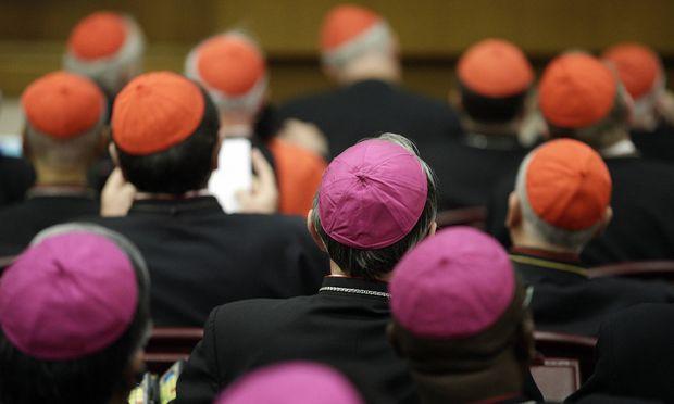 Vatikan/ Bischofssynode.