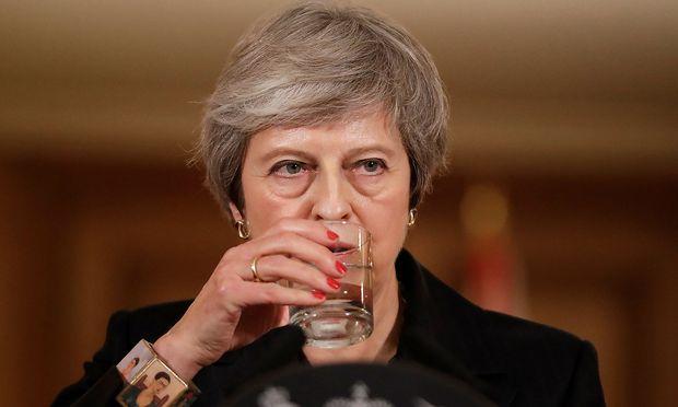 Die britische Premierministerin muss das Parlament von ihrem Deal überzeugen.