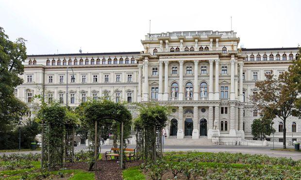 Der OGH in Wien.