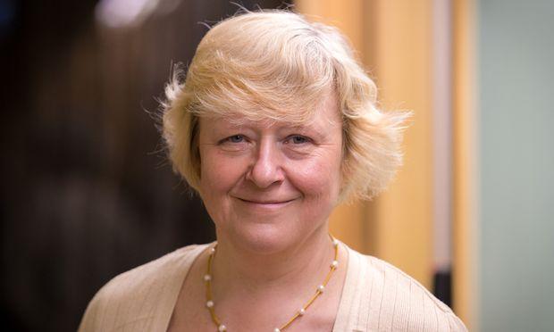 Estlands EU-Botschafterin Kaja Tael.