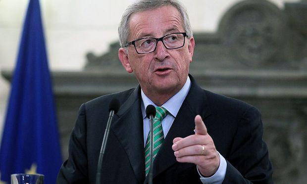 Jean-Claude Juncker hat sich intensiv um weibliche Kandidatinnen für die EU-Kommission bemüht.
