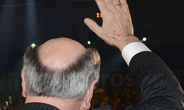 Erwin Pröll tritt im März zurück