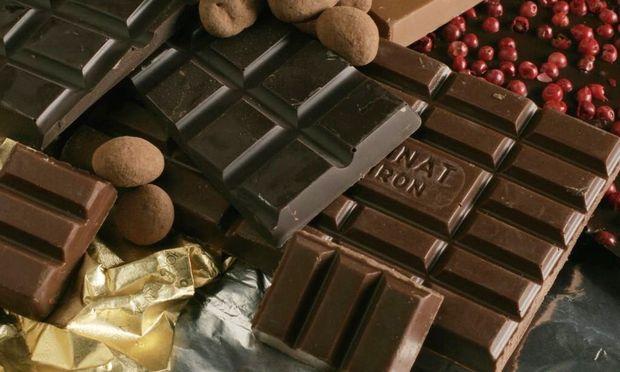 Süße Überraschung: Polizei findet bei Einsatz Unmengen an Schokolade